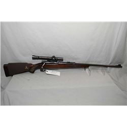 "Winchester Model 54 .250 - 3000 Savage Cal Bolt Action Rifle w/ 24"" bbl [ blued finish starting to f"