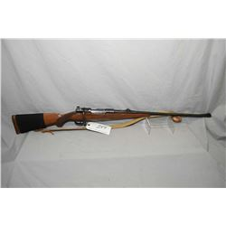 "Unknown Mauser Model K98 Style .8 MM Mauser Cal ? Sporting Rifle w/ 24"" bbl [ blued finish, barrel s"