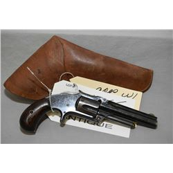 "Smith & Wesson Mod No. 1 1/2 Second Issue .32 Rimfire Long Cal 5 Shot Revolver w/ 3 1/2"" bbl [ blued"