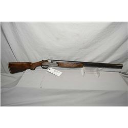 "Beretta Model BL - 6 .20 Ga 3"" Over & Under Shotgun w/ 26"" vent rib bbls [ blued finish, engraved co"