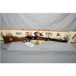 Winchester Model 94 Buffalo Bill Commemorative .30 - 30 Win Cal Lever Action Saddle Ring Carbine w/