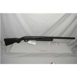 "Remington Model 870 .12 Ga 3 1/2"" Super Mag Cal Pump Acton Shotgun w/ 28"" vent rib bbl with screw in"