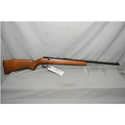 "CIL ( Anschutz ) Model 125 Mag Fed Bolt Action Rifle w/ 21 3/4"" bbl [ blued finish with some surface"