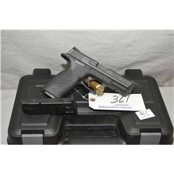 Smith & Wesson Model M & P .40 S & W Cal 10 Shot Semi Auto Pistol w/ 108 mm bbl [ Appears V- Good, s