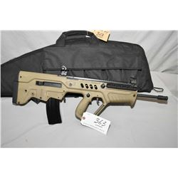 Tavor ( Israel Weapon Industry Ltd. ) Model 21 .223 Rem Cal 5 Shot Semi Auto Commercial Version Rifl