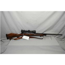 "Weatherby Model Mark V .257 Wtby Mag Cal Bolt Action Rifle w/ 26"" bbl [ blued finish, few slight mar"
