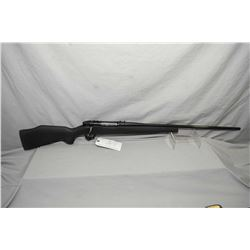 "Weatherby Model Mark V .340 Wby Mag Cal Bolt Action Rifle w/ 26"" bbl [ blued finish, no sights, but"