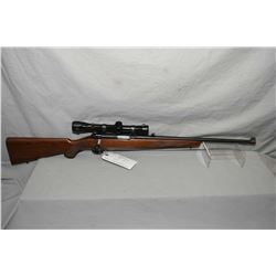 Ruger Model 77/ 22 .22 LR Cal Mag Fed Bolt Action Rifle w/ 20  bbl [ blued finish, barrel sights, al