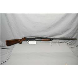 "Ithaca Model 37 .12 Ga 2 3/4"" Pump Shotgun w/ 30"" bbl [ fading blue finish more in carry areas, rece"