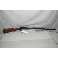 "Unknown Belgian Model Folding .410 Ga Side By Side Hammer Shotgun w/ 29 1/2"" bbls [ blued finish sta"