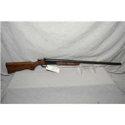 "Cooey by Winchester Model 840 .12 Ga 3"" Single Break Action Shotgun w/ 30"" bbl [ blued finish, numbe"
