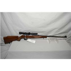 "CIL Anschutz Model 310 .22 LR Cal Mag Fed Bolt Action Rifle w/ 24"" bbl [ blued finish, barrel sights"