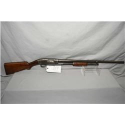 "Winchester Model 1912 .16 Ga Pump Action Shotgun w/ 26"" bbl [ fading blue finish, more in protected"