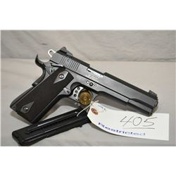 German Sport Guns Model GSG 1911 .22 LR Cal 10 Shot Semi Auto Pistol w/ 127 mm bbl [ flat black fini