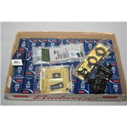 Box Lot : Thirty Six Boxes CCI .22 LR Cal Ammo - Leupold DD Dual Dovetail 2 Pce Bases for Browning A