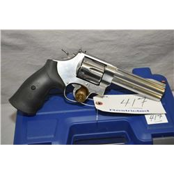 Smith & Wesson Model 629 - 6 Classic .44 Mag Cal 6 Shot Revolver w/ 127 mm bbl [ stainless finish, a