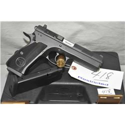 CZ Model CZ 97 BD .45 Auto Cal 10 Shot Semi Auto Pistol w/ 123 mm bbl [ appears excellent in origina