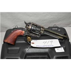 Pietta Model Colt 1873 Single Action Army Reproduction .45 Colt Cal 6 Shot Revolver w/ 140 mm bbl [