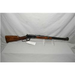 "Winchester Pre 64 Model 94 .30 - 30 Win Cal Lever Action Rifle w/ 20"" bbl [ blued finish starting to"