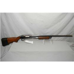 "Winchester Model 25 .12 Ga 2 3/4"" Pump Action Shotgun w/ 28"" bbl [ fading blue finish, more in carry"