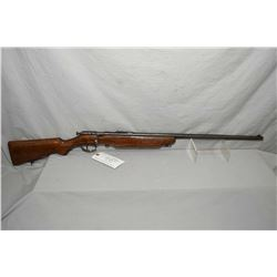 "Cooey Model 75 .22 Cal Bolt Action Single Shot Rifle w/ 27"" bbl [ fading blue finish with some sligh"