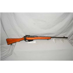 "Lee Enfield No. 4 MK1 ROF ( F ) 8/43 .303 Brit Cal Mag Fed Bolt Action Sporterized Rifle w/ 23"" bbl"
