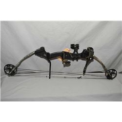 Browning Discovery 30 Lb Right Hand Compound Bow with sights, release, etc.