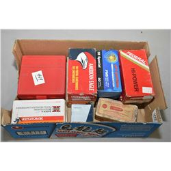 Tray Lot : Old Remington UMC 2 Pce Box w/ .38 Automatic Colt Ammo - Federal Box ( 25 rnds ) .25 Auto