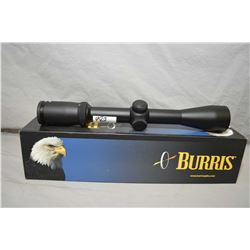 Burris 3 x 9 x 40 MM Full Field 2 Variable Scope [ appears as new in box ]