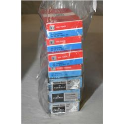 Bag Lot : Seven Boxes ( 20 rnds per ) .243 Win Cal Ammo