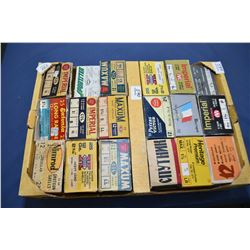 Box Lot : Eighteen Boxes ( some part ) Collector's Shot Shells