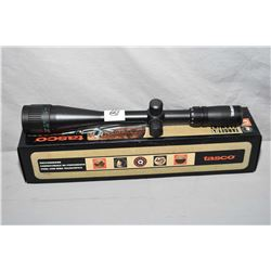 Tasco 6.24 x 42 MM Target Varmint Scope w/ adjustable objective [ appears as new in original box ]