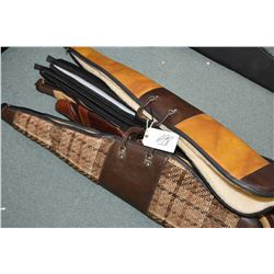 Bundle Lot : Six Gun Cases