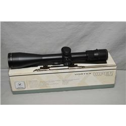 Vortex Viper 6.5 - 20 x 50 PA Mill Dot Scope w/ orig box & booklet [ appears as new ]