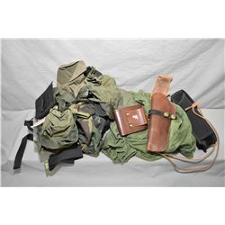 Lg Box : Holsters, Asstd Pouches in Pkgs, Netting, etc.