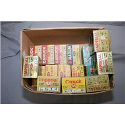 Box Lot : Approx. 10 Boxes .12 Ga Collector Shot Shells - Approx. 5 & Pt Boxes .16 Ga Shot Shells