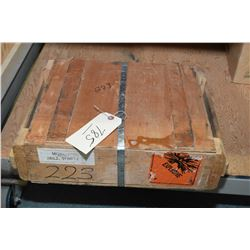 Wooden Case Lot : .223 Cal Ammo