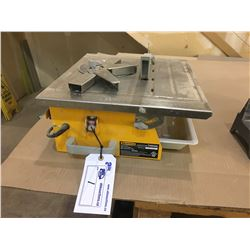 WORKFORCE ELECTRIC TILE CUTTER