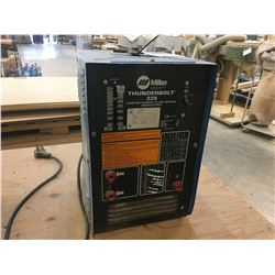 MILLER THUNDERBOLT 225 AC ARC WELDING POWER SOURCE