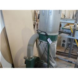 CENTER SINGLE BAG DUST COLLECTOR