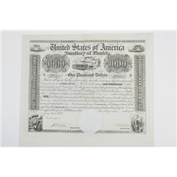 Territory of Florida, 1838 Issued Bond