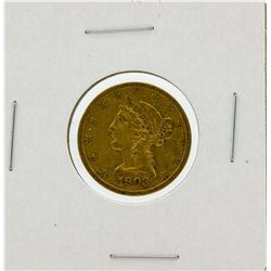 1903-S $5 XF Liberty Head Half Eagle Gold Coin