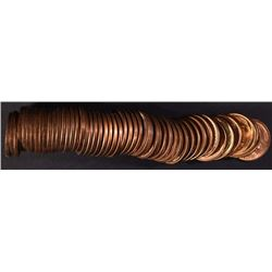 BU ROLL OF 1947-P LINCOLN CENTS