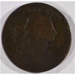 1804 LARGE CENT AG  VERY RARE DATE