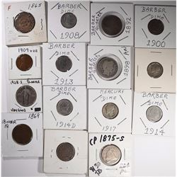 U.S. COIN LOT: