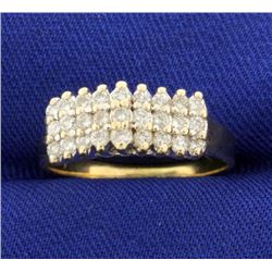 1/2ct TW Diamond Ring