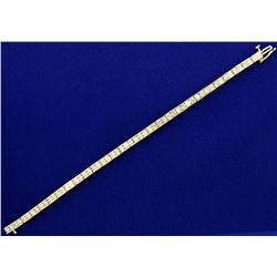 5ct TW Diamond Tennis Bracelet