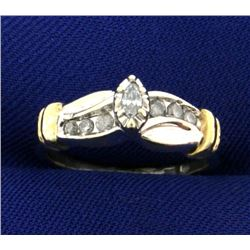 1/5 ct TW Diamond Ring