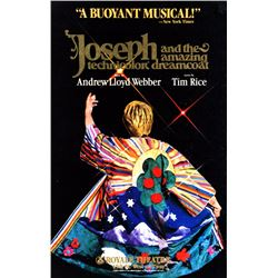 Joseph and the Amazing Technicolor Dreamcoat, Poster