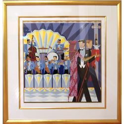 Giancarlo Impiglia, The Big Band, Serigraph